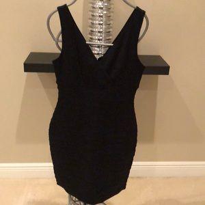 Express Cotton Bandage Dress NEW